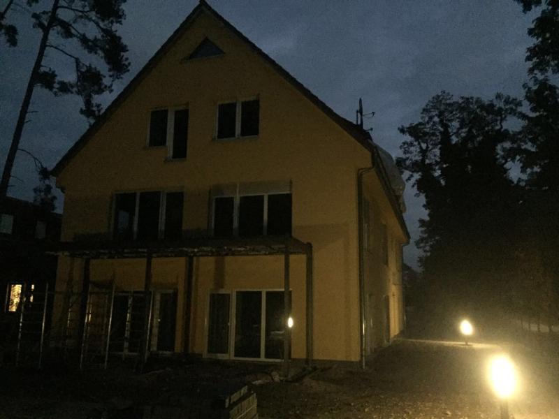 Ein Haus in Wildau